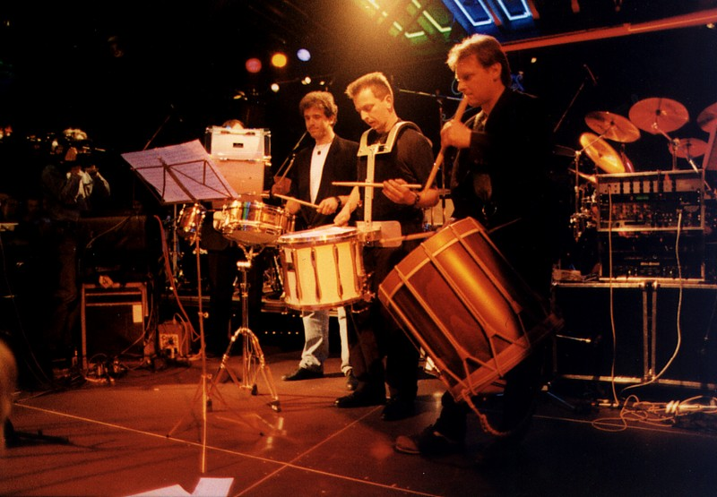Joachim Fuchs Charrier Pictures At A Drumhibition